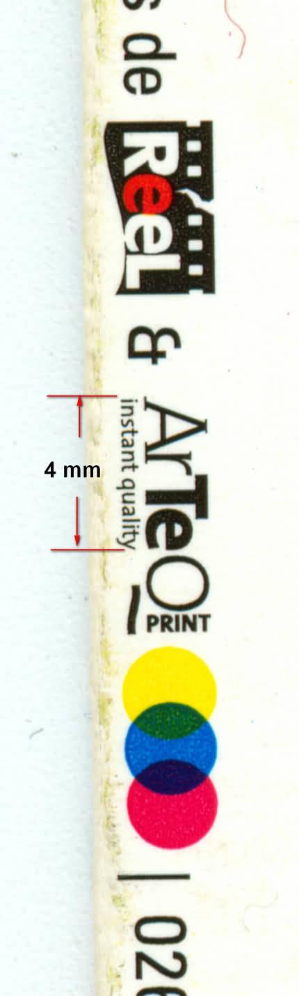 detaliu tipar la ArTeQ Print Cluj