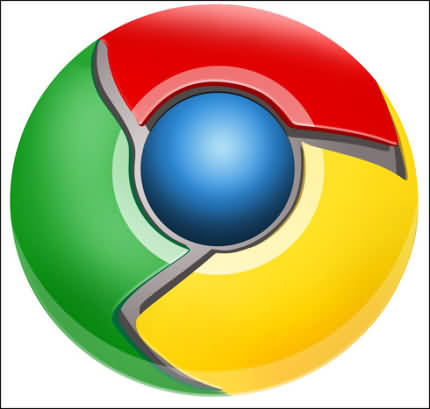 tutorial Chrome logo