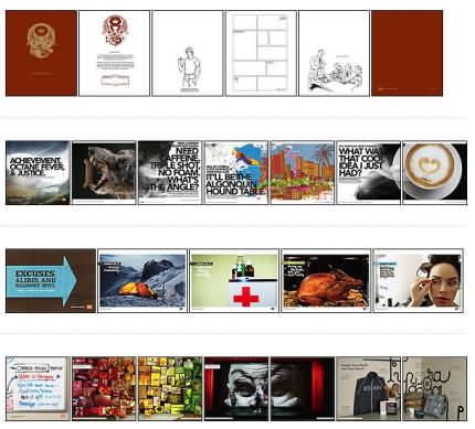 Cataloagele Veer (PDF-uri) sursă de inspiraţie