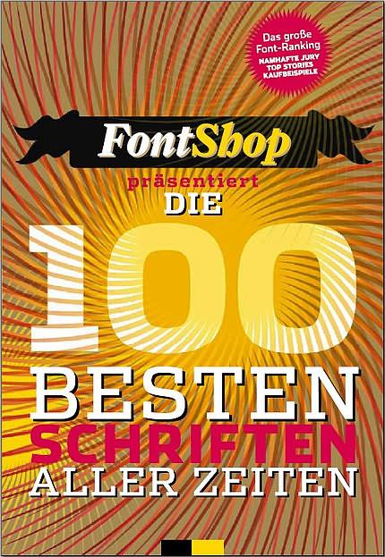 100 cele mai bune fonturi din toate timpurile