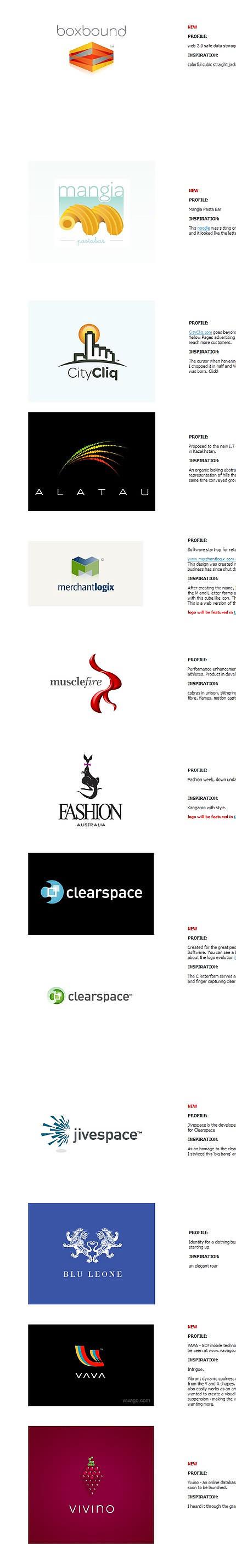 Raja Sandhu - portfolio de logo-uri frumoase