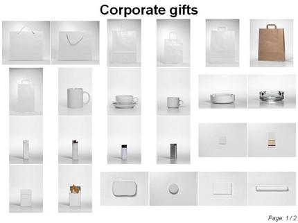 """Imaginile din pachetul """"Corporate gifts"""" - prima parte"""