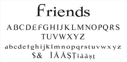 Friends (designer: Florin Florea)