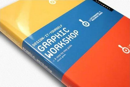 Cartea lui Chuck Green - Design it yourself - Graphic Workshop