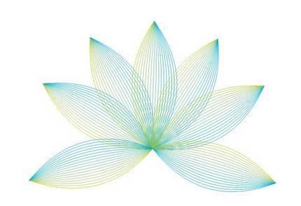 Planta. Linii colorate şi blenduri.