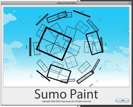 Sumo - ecranul splash About