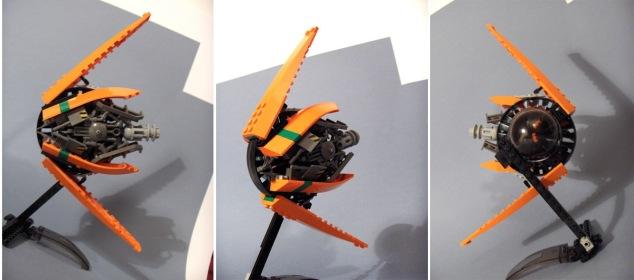 Lego design - Florea Adrian