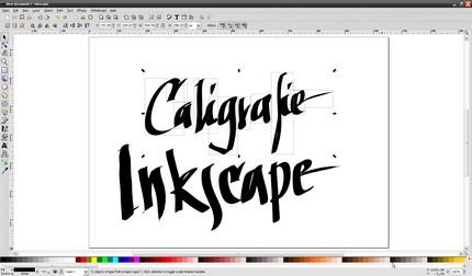 Varianta portabilă - Inkscape (gratuit)