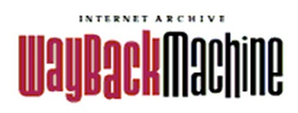 Wayback Machine arhiva internetului