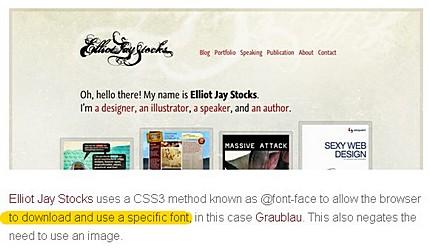 Css3 fonturi accesibile online