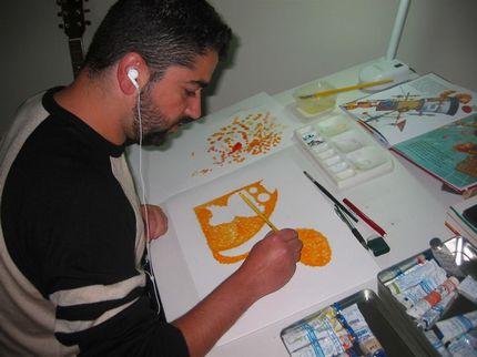 Everaldo Coelho la lucru.