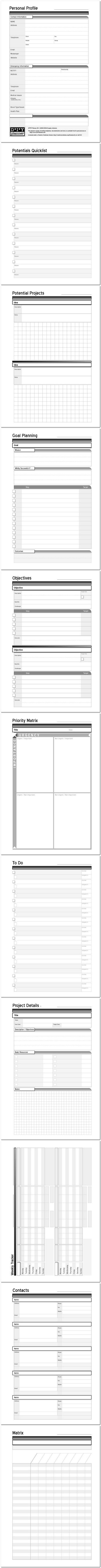 Câteva exemple de pagini