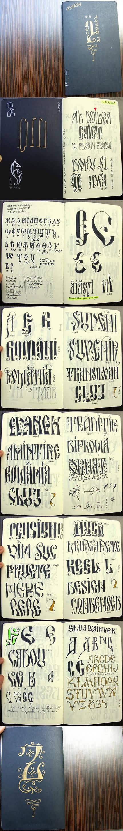Caiet de schite 2 - Arhaic Românesc - Florin Florea