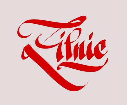 Zilnic - caligrafie digitala de Florin Florea