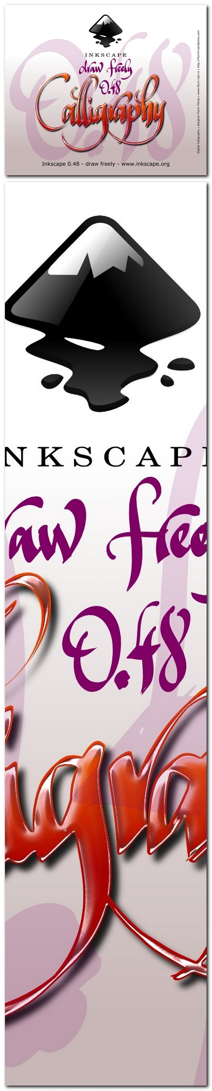 "12 ecran ""About Inkscape"" varianta netrimisa - florinf12 ecran ""About Inkscape"" varianta netrimisa - florinf"