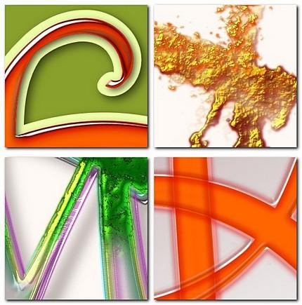 Fragmente din literele d