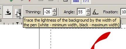 trace lightness