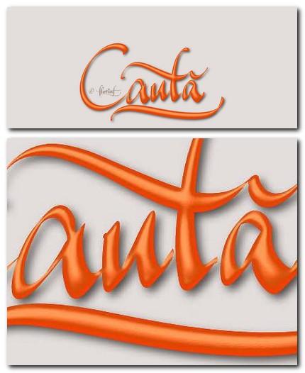 Cauta - Google wallpaper de Florin Florea