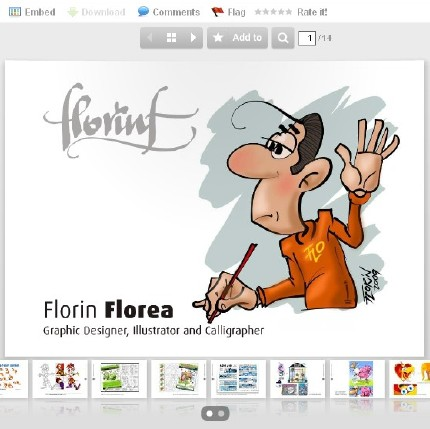 florinf illustrations