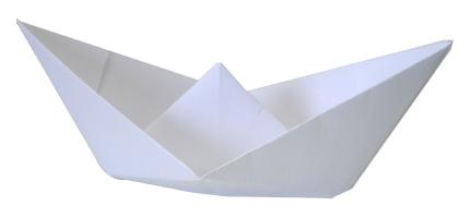 barca de hartie