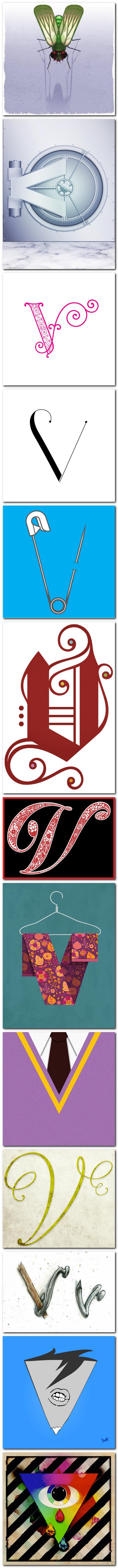 lettercult V - cateva exemple de pe site