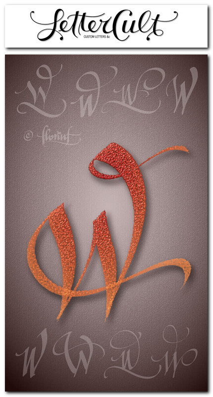 lettercult W - de florinf
