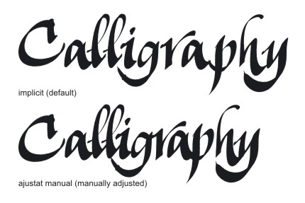 Manual Kerning Inkscape : Free Programs, Utilities and