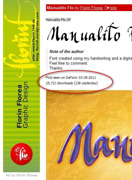 Manualito-Flo_dafont_25700