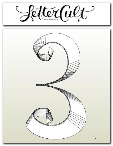 Trei creat de florinf, Florin Florea - pentru Lettercult