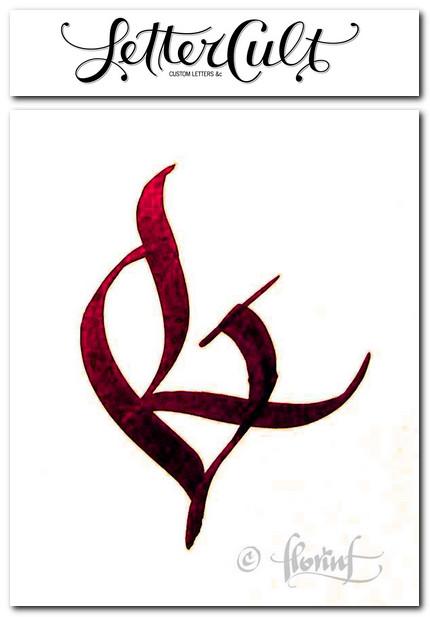 lettercult ampersand de florin florea