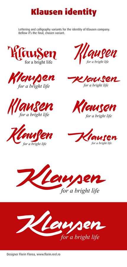 Klausen logo de Florin Florea