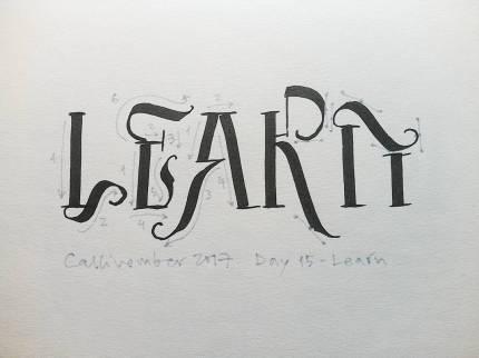Learn - marker lat - ziua 15
